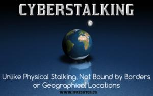 Online Stalking/ Cyberstalking : H ''αρρώστια'' της εποχής μας