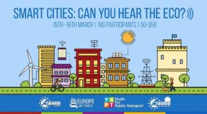AEGEE Thessaloniki | Smart Cities: Can you hear the ECO.