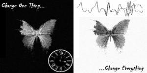 Η πεταλούδα που προξένησε κοσμικό