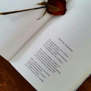 Πριν λίγες μέρες, στις 21 Μαρτίου, γιορτάσαμε την Παγκόσμια Hμέρα Ποίησης. Η ποίηση είναι ένα πολύ ιδιαίτερο και μοναδικό είδος τέχνης που είτε μισείς είτε λατρεύεις. Ενδιάμεσες καταστάσεις σε αυτή την μορφή τέχνης δεν υπάρχουν!