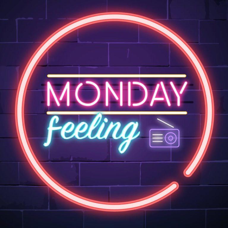 Από Λεωνίδα Παπαδούδη και Ευθυμία. Χατζηνικολάου. Monday Feeling μια φράση,πολλές έννοιες. Κάθε Δευτέρα, 20:00 με 21:30 είμαστε εδώ στο Infititis.gr να σας αλλάξουμε το Δευτεριάτικο Feeling. Φυσικά με συζητήσεις, συμβουλές, άρθρα και τις πιο hot επιτυχιες έχοντας φυσικά νότες από το tb και την ψαγμενιά της ημέρας! Σας περιμενουμεεε!!!