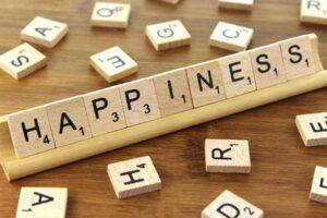 Το κυνήγι για την κατάκτηση της ευτυχίας.