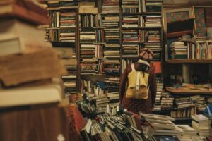 Βιβλία – Απέραντοι κόσμοι μέσα σε λίγα τετραγωνικά