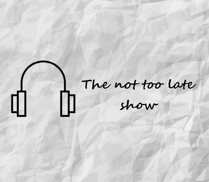 Αφήνουμε τις Παρασκευές μας ελεύθερες και συντονιζόμαστε το infititis.gr/radio για να ακούσουμε τον Δημήτρη και την Αγγελική να συζητούν περι ανέμων και υδάτων.The not too late show, λοιπόν, κάθε Παρασκευή στις 21:30-23:00.
