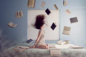 Βιβλία για χουζούρεμα: 5 + 1 βιβλία για να διαβάσεις στο κρεβάτι σου!